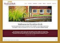 Tanshire Park Website
