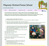 Waycotts Orchard Website